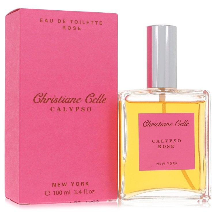 Calypso Rose by Calypso Christiane Celle for Women Eau De Toilette Spray 3.4 oz