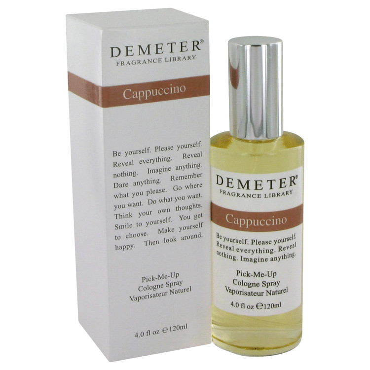 Demeter Perfume by Demeter 120 ml Cappuccino Cologne Spray for Women