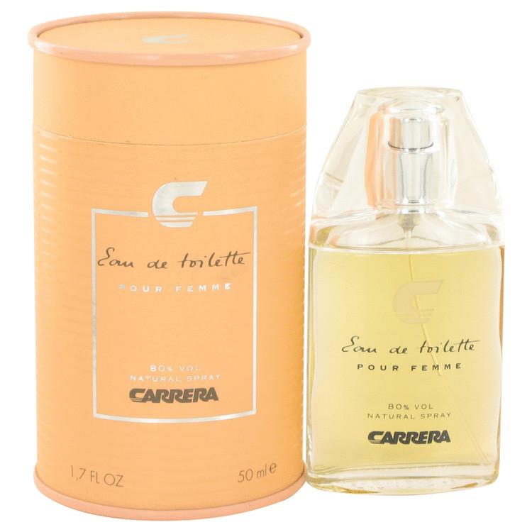 Carrera Perfume by Muelhens 50 ml Eau De Toilette Spray for Women