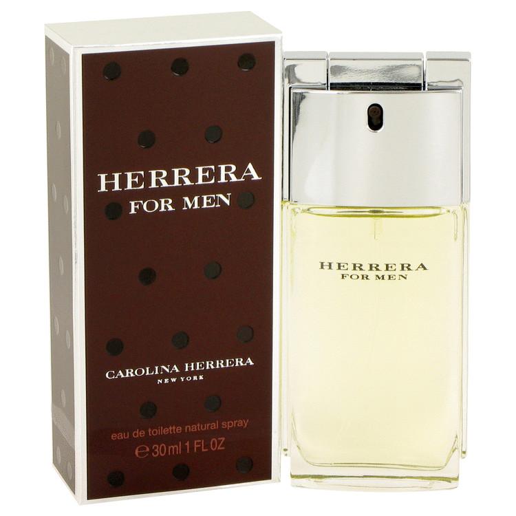 Carolina Herrera Cologne by Carolina Herrera 30 ml EDT Spay for Men