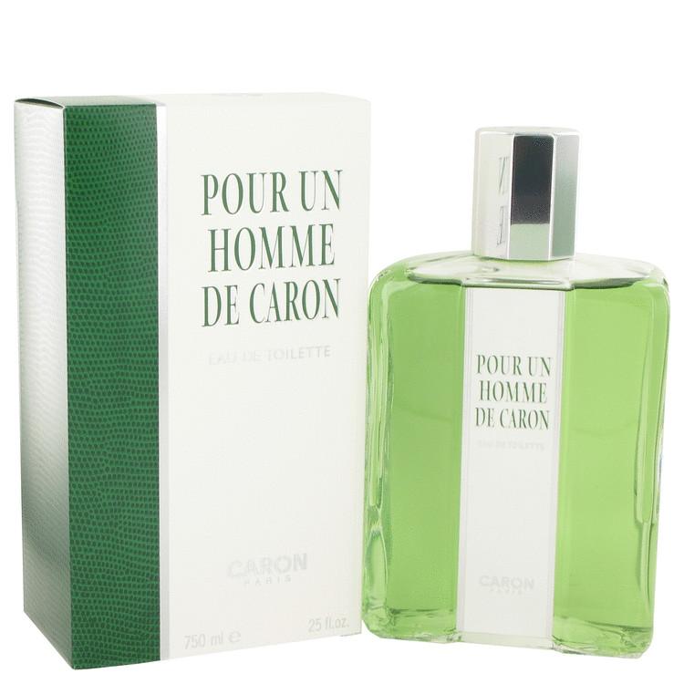 Caron Pour Homme Cologne by Caron 739 ml Eau De Toilette for Men