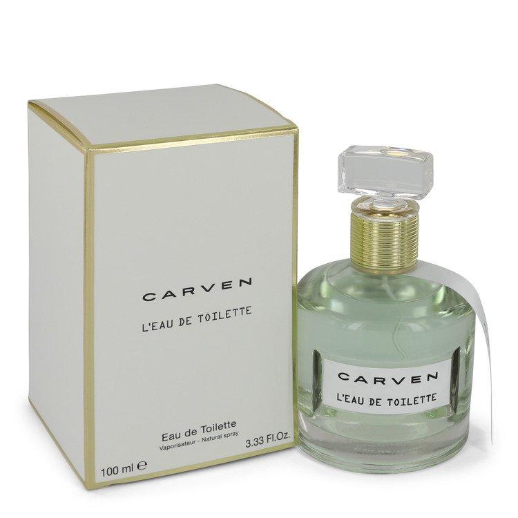 Carven L'eau De Toilette Perfume by Carven 100 ml EDT Spay for Women