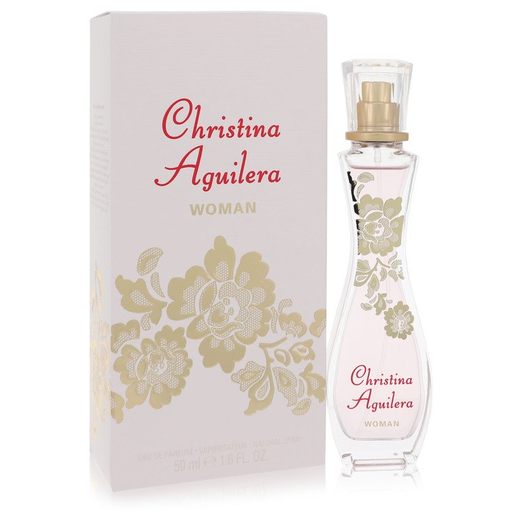 Christina Aguilera Woman Perfume 50 ml EDP Spay for Women