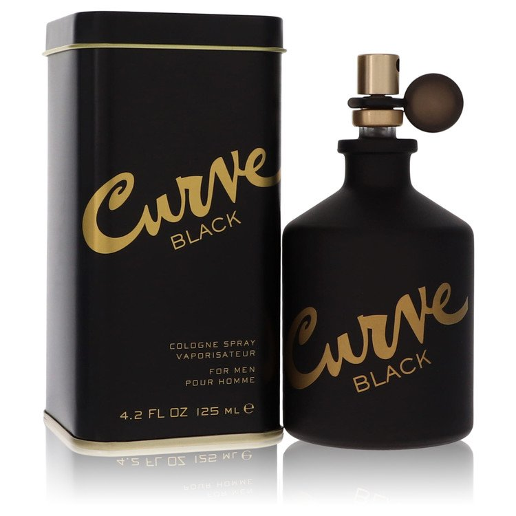 Curve Black Cologne by Liz Claiborne 125 ml Cologne Spray for Men
