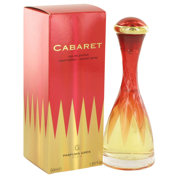 Cabaret Perfume by Parfums Gres 1.6 oz EDP Spray for Women