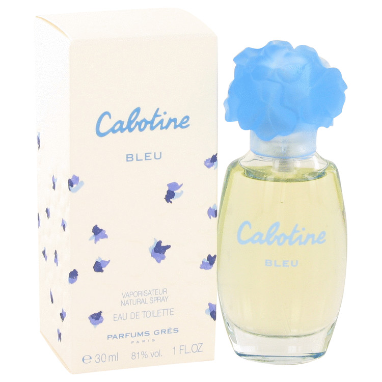 Cabotine Bleu Perfume by Parfums Gres 30 ml EDT Spay for Women