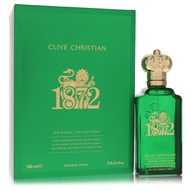 Clive Christian 1872 by Clive Christian for Women Perfume Spray 3.4 oz