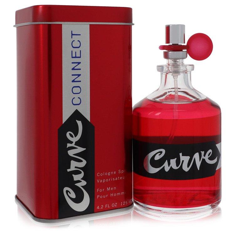 Curve Connect Cologne 125 ml Eau De Cologne Spray for Men