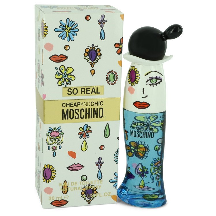 Cheap & Chic So Real Perfume by Moschino 30 ml EDT Spay for Women