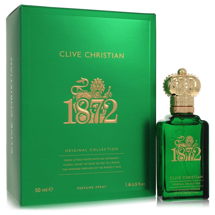 Clive Christian 1872 by Clive Christian for Women Perfume Spray 1.6 oz