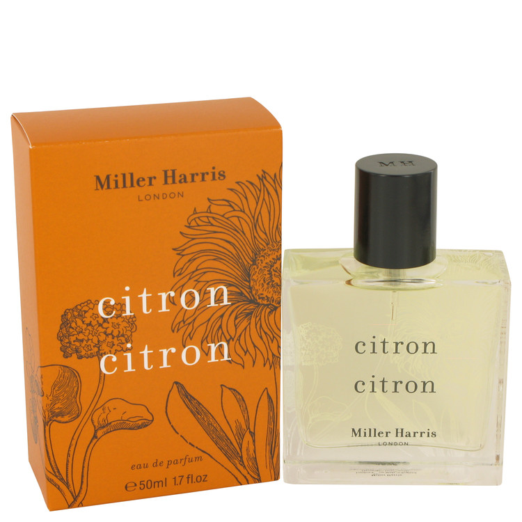 Citron Citron Perfume by Miller Harris 50 ml EDP Spay for Women