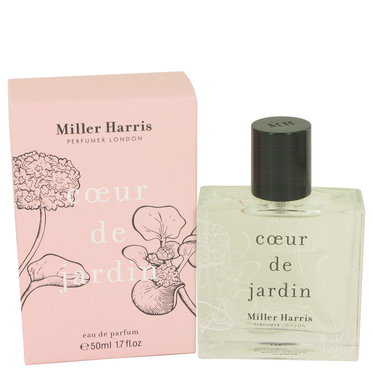 Coeur De Jardin by Miller Harris for Women Eau De Parfum Spray 1.7 oz