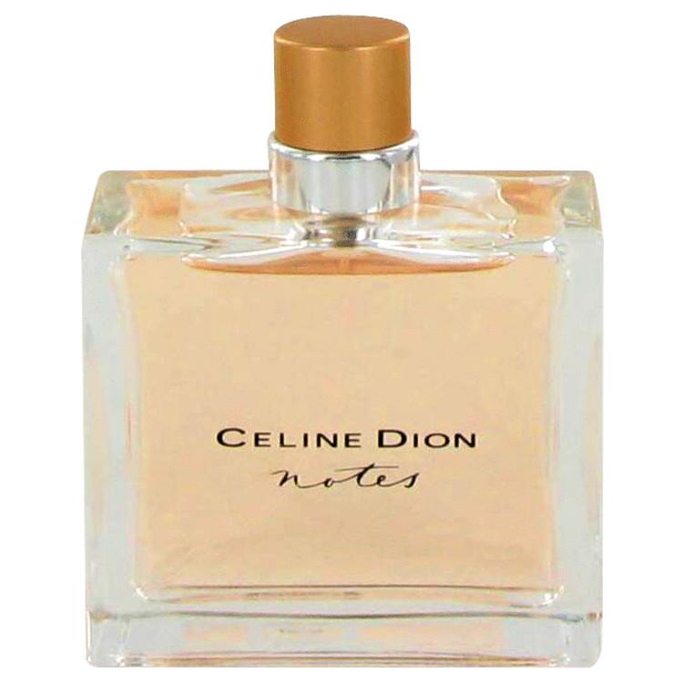 Celine Dion Notes Perfume 100 ml Eau De Toilette Spray (unboxed) for Women