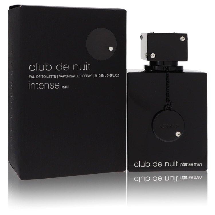 Club De Nuit Intense by Armaf for Men Eau De Toilette Spray 3.6 oz
