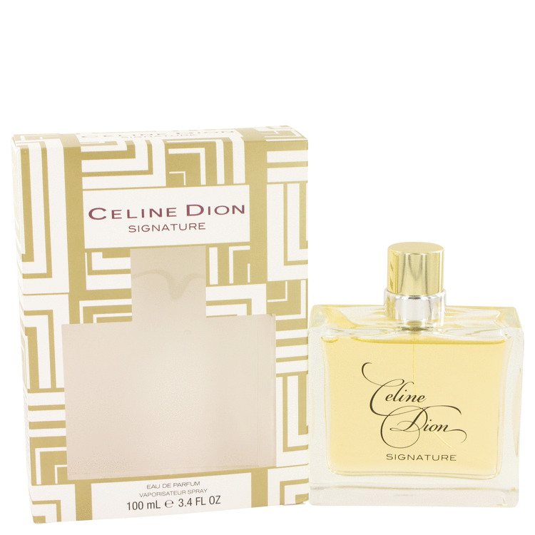 Celine Dion Signature Perfume by Celine Dion 100 ml EDP Spay for Women