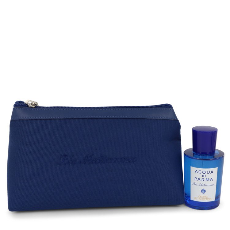 Blu Mediterraneo Cedro Di Taormina Gift Set -- Gift Set - 2.5 oz Eau De Toilette Spray (Unisex) in Bag for Women