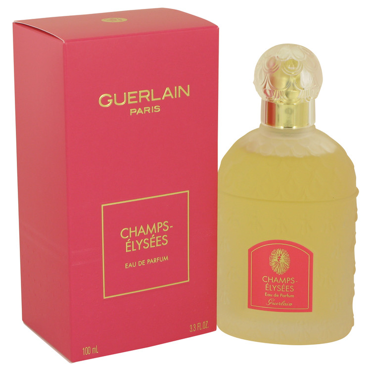 Champs Elysees Perfume by Guerlain 3.3 oz EDP Spay for Women Spray