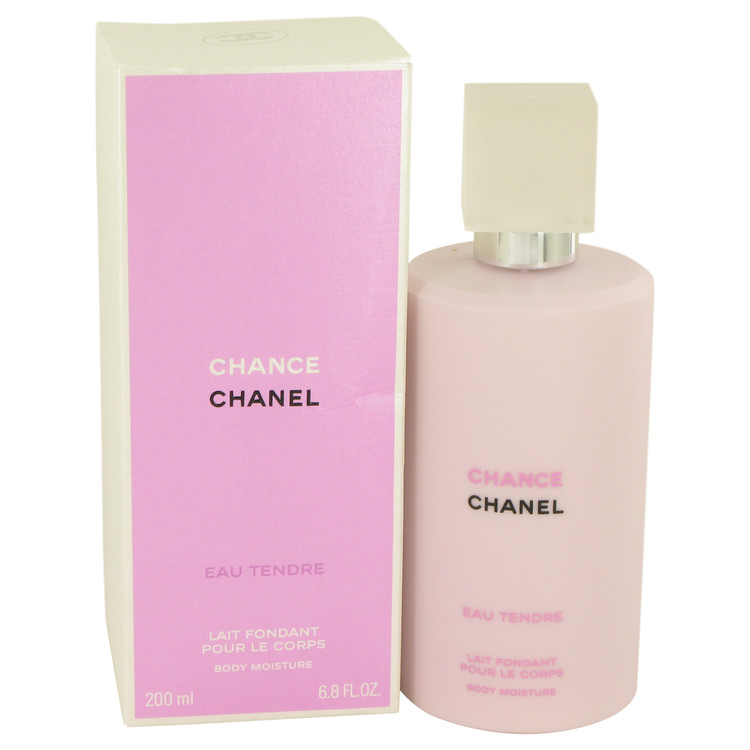 Chance Eau Tendre by Chanel for Women Body Lotion 6.8 oz