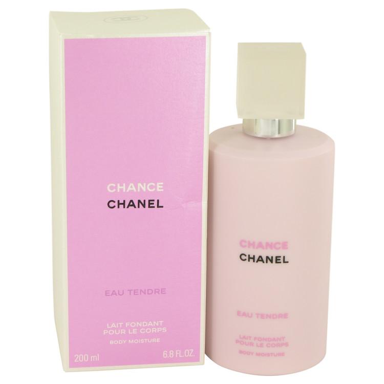 Chance Eau Tendre Body Lotion by Chanel 6.8 oz Body Lotion for Women