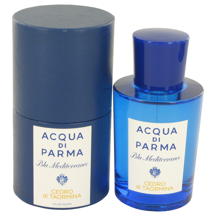 Blu Mediterraneo Cedro Di Taormina Perfume 75 ml Eau De Toilette Spray (Unisex) for Women