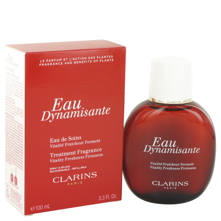 EAU DYNAMISANTE by Clarins for Women Treatment Fragrance Spray 3.4 oz