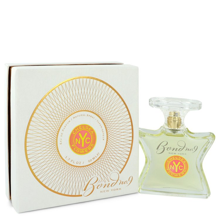 Chelsea Flowers by Bond No. 9 for Women Eau De Parfum Spray 1.7 oz