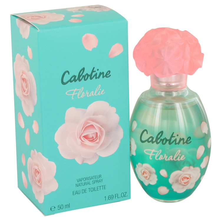 Cabotine Floralie Perfume by Parfums Gres 50 ml EDT Spay for Women