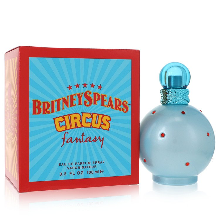 Circus Fantasy Perfume by Britney Spears 100 ml EDP Spay for Women