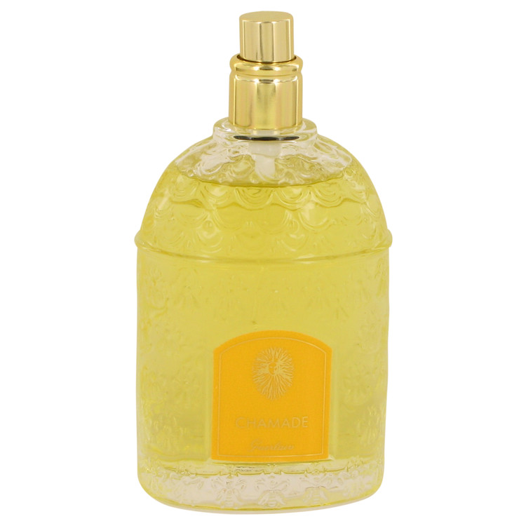 CHAMADE by Guerlain Eau De Toilette Spray (Tester) 3.3 oz