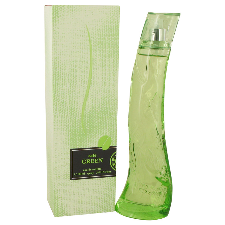 Café Green Cologne by Cofinluxe 100 ml Eau De Toilette Spray for Men
