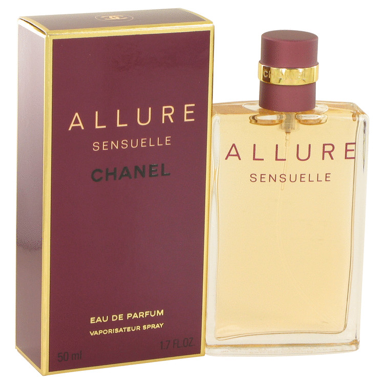 Allure Sensuelle Perfume by Chanel 50 ml Eau De Parfum Spray for Women
