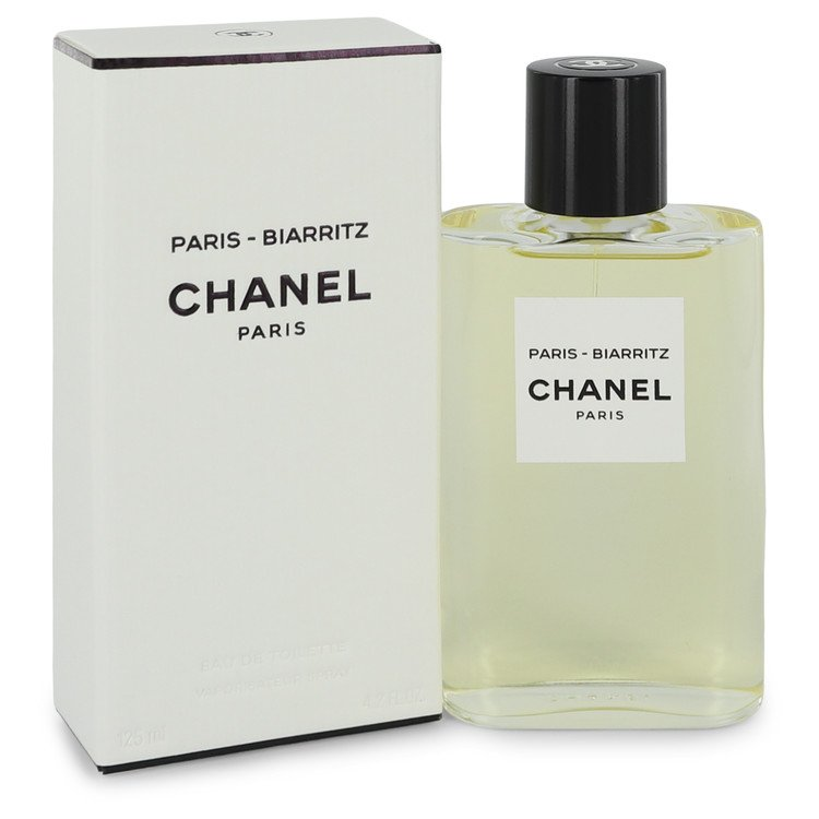 Chanel Paris Biarritz Perfume by Chanel 125 ml EDT Spay for Women