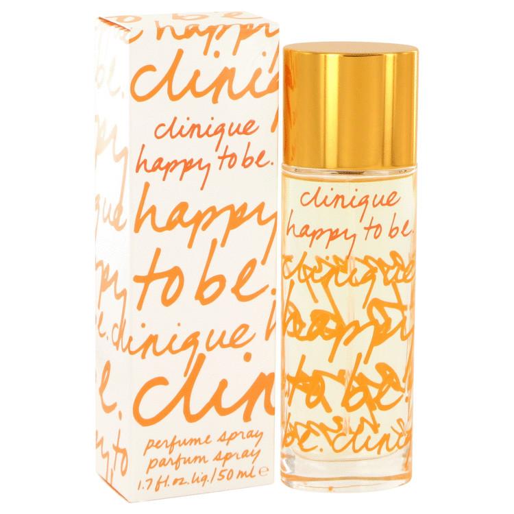 Happy To Be Perfume by Clinique 50 ml Eau De Parfum Spray for Women
