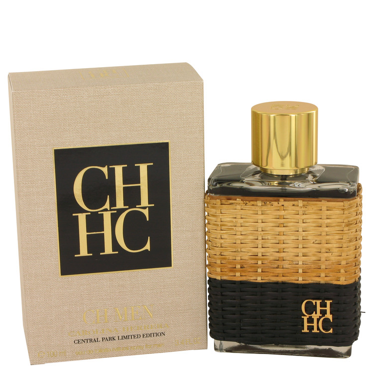 Ch Central Park Edition Cologne 100 ml EDT Spay for Men