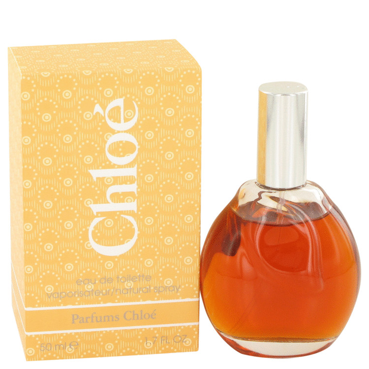CHLOE by Chloe for Women Eau De Toilette Spray 1.7 oz