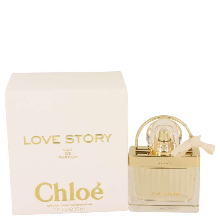 Chloe Love Story Perfume by Chloe 30 ml Eau De Parfum Spray for Women
