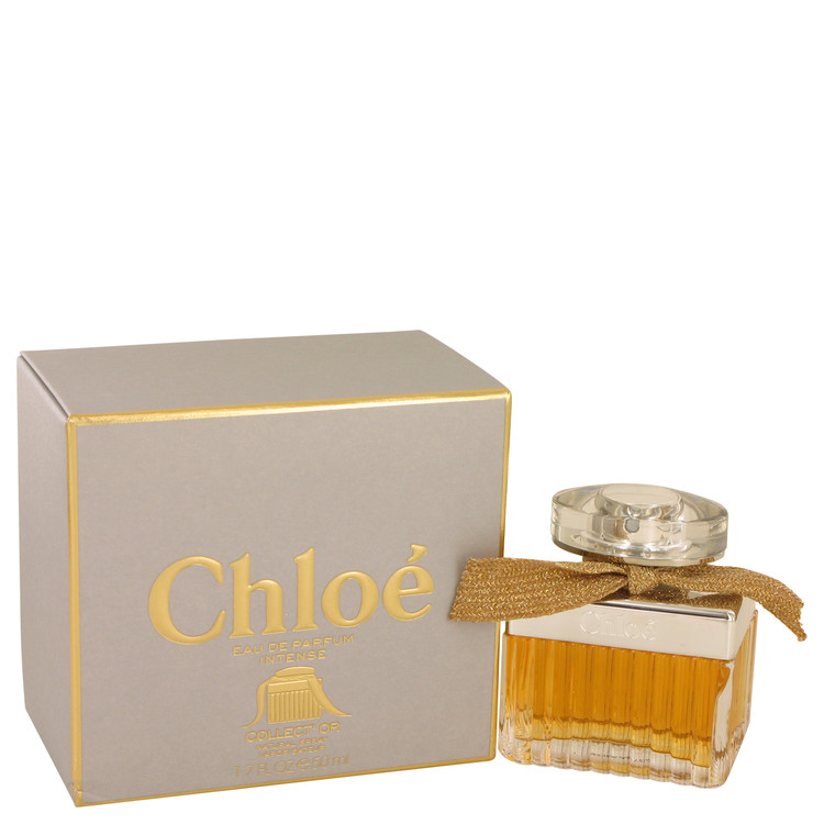 Chloe Intense Perfume 50 ml Eau De Parfum Spray (Collector Edition Packaging) for Women