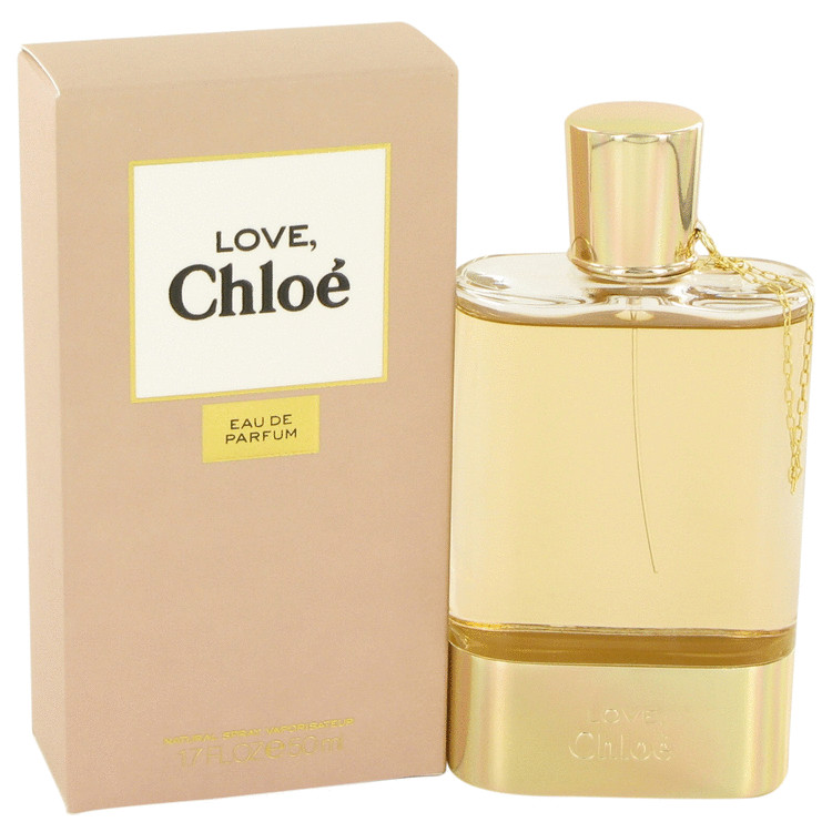 Chloe Love Perfume by Chloe 50 ml Eau De Parfum Spray for Women