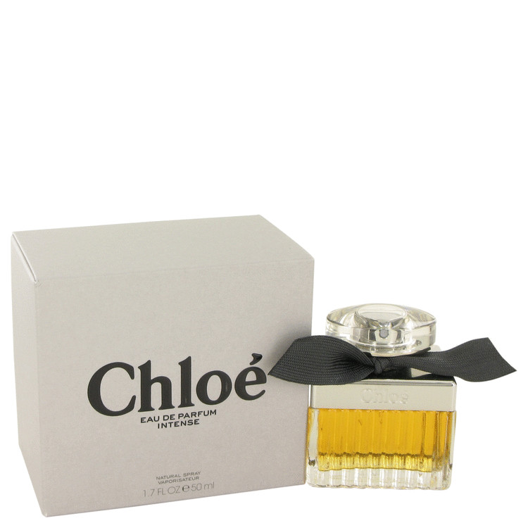 Chloe Intense Perfume by Chloe 50 ml Eau De Parfum Spray for Women