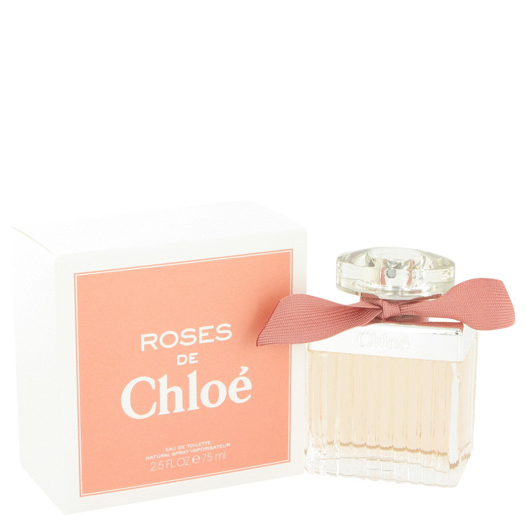 Chloe Rose Perfume by Chloe 75 ml Eau De Toilette Spray for Women