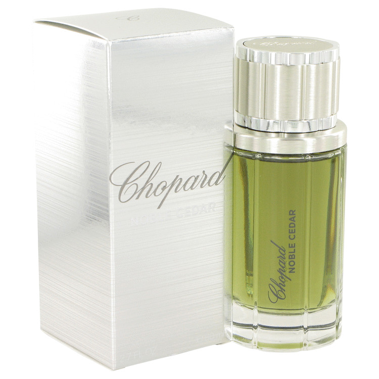 Noble Cedar Cologne by Chopard 80 ml Eau De Toilette Spray for Men