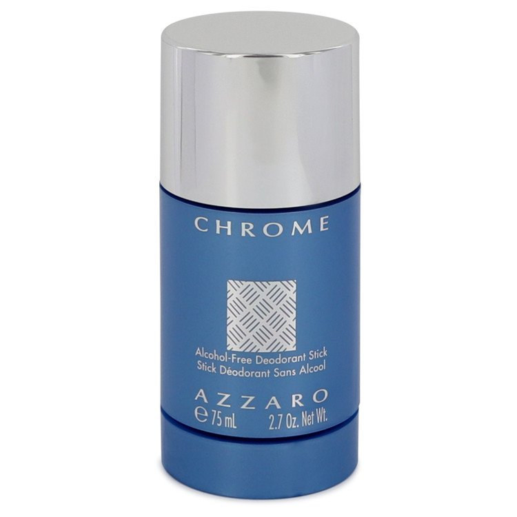 Chrome Deodorant by Azzaro 2.7 oz Deodorant Stick for Men