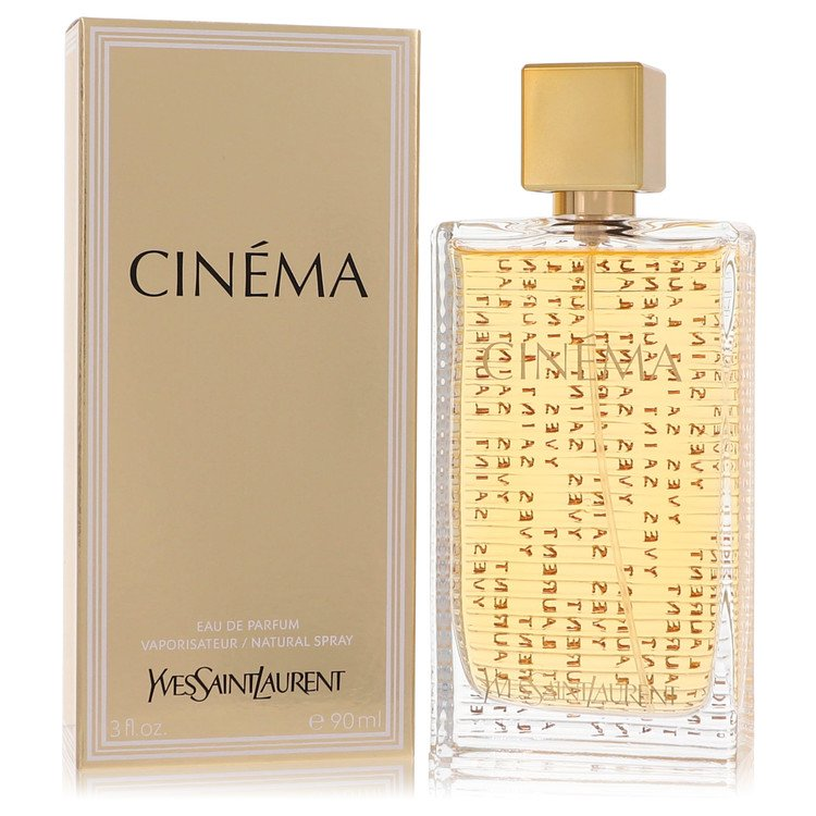 Cinema by Yves Saint Laurent –  Eau De Parfum Spray 3 oz 90 ml for Women
