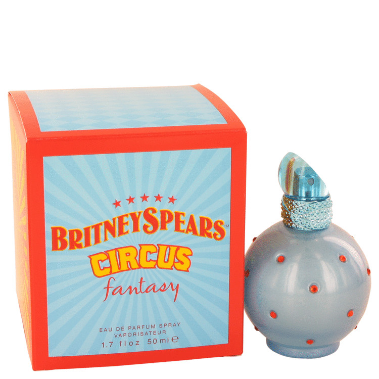Circus Fantasy Perfume by Britney Spears 50 ml EDP Spay for Women