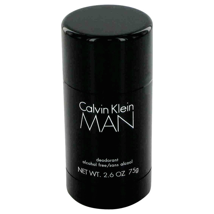 Calvin Klein Man Deodorant 2.5 oz Deodorant Stick for Men