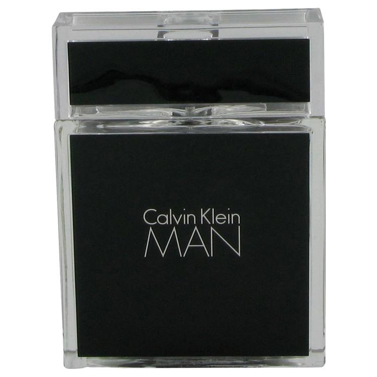 Calvin Klein Man Cologne 3.4 oz EDT Spray (unboxed) for Men