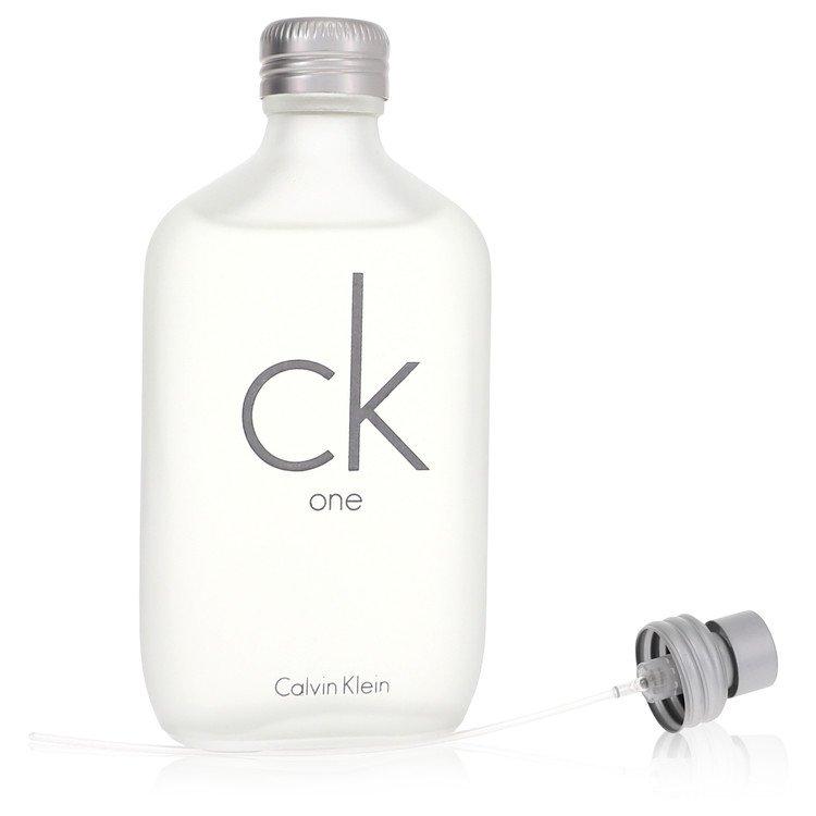 CK ONE by Calvin Klein for Women Eau De Toilette Pour/Spray (Unisex-unboxed) 3.4 oz