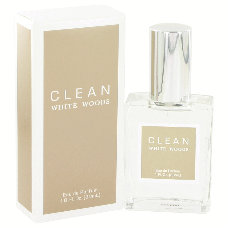 Clean White Woods Perfume 30 ml Eau De Parfum Spray (Unisex) for Women