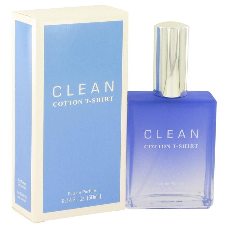 Clean Cotton T-shirt Perfume by Clean 63 ml EDP Spay for Women