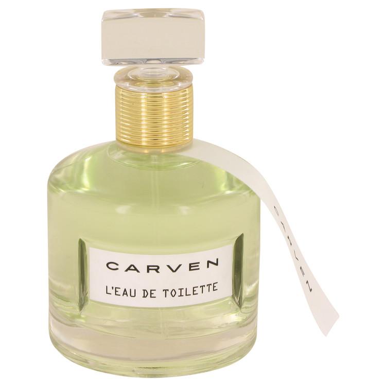 Carven L'eau De Toilette Perfume 100 ml EDT Spray(Tester) for Women